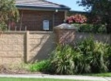 Kwikfynd Barrier wall fencing arcadiansw