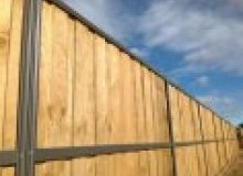 Kwikfynd Lap and Cap Timber Fencing arcadiansw