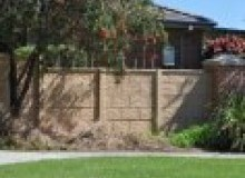 Kwikfynd Panel fencing arcadiansw